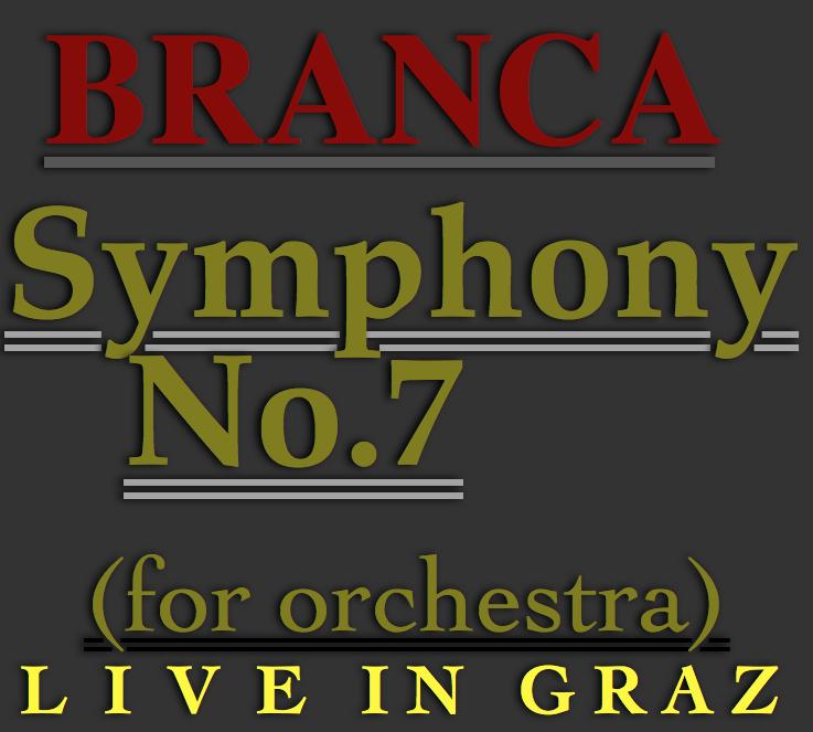 Glenn Branca Symphony No. 1